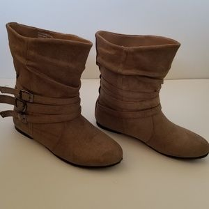 SHELLY 'S  ANKLE BOOTS